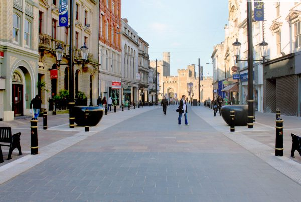 Cardiff High Street