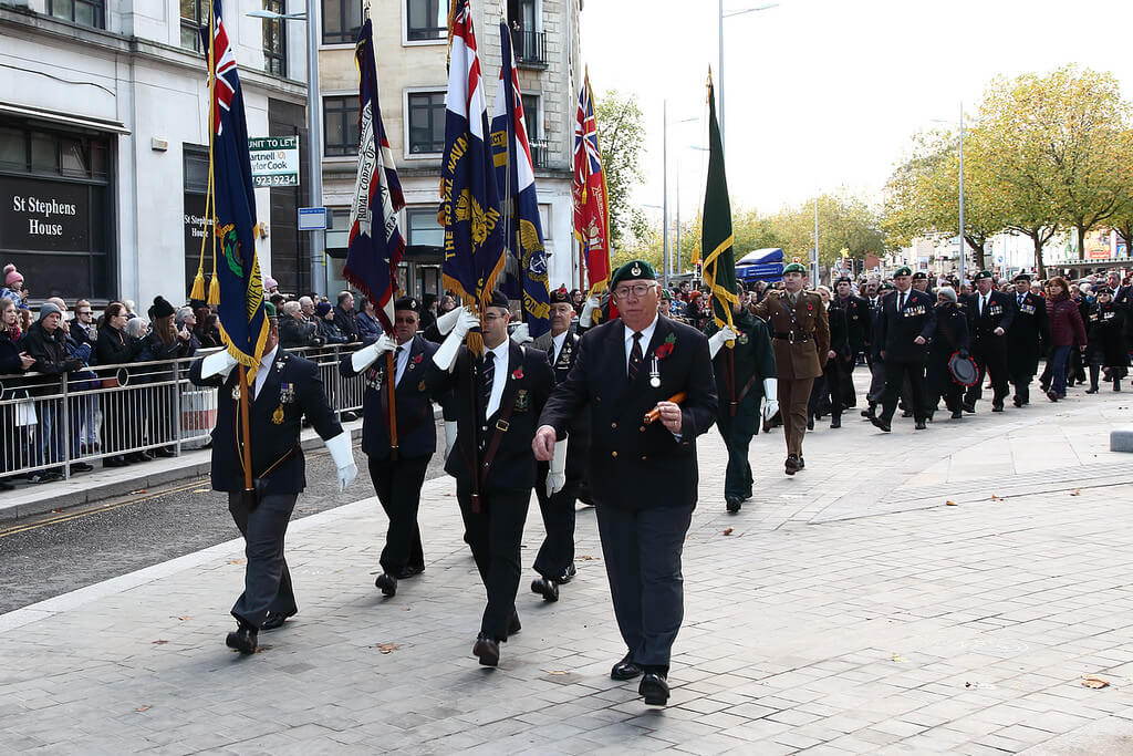 EJM Complete on schedule for Remembrance Sunday